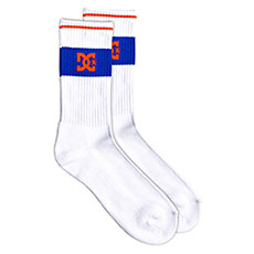 Носки DC Shoes To Me M Sock Nautical Blue/ Snow