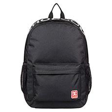 Рюкзак школьный DC Shoes Backsider Black