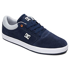 Кеды низкие DC Shoes Crisis Navy/Grey