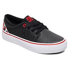 Кеды низкие детские DC Shoes Trase Se Blk/Multi