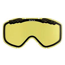 Линза для маски женская Roxy Sunset Bas Lns Yellow8