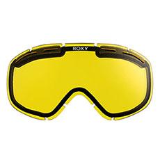 Линза для маски Roxy Sunset A Bas Ls Yellow