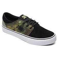 Кеды низкие DC Shoes Trase Tx Se Black/Camo