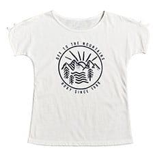 Детская  футболка ROXY Sweet Afternoon B