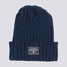 Шапка Element Counter Beanie Eclipse Navy