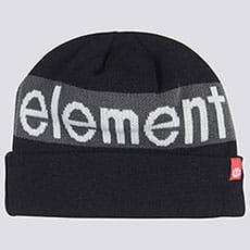 Шапка Element Primo Beanie Flint Black