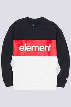 Толстовка классическая Element Primo Division Flint Black