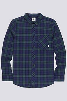 Рубашка в клетку Element Lumber Classic Dark Spruce