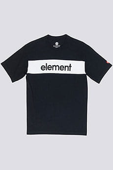 Футболка Element Primo Flag Flint Black