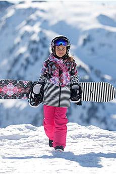 Детские сноубордические штаны ROXY Backyard