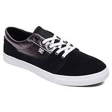 Кеды низкие женские DC Shoes Tonik Se Black/Anthracite