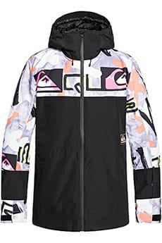 Сноубордическая куртка QUIKSILVER Sycamore Anniversary