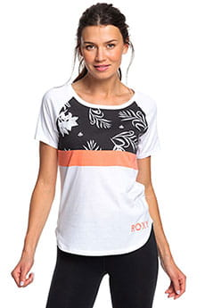 Футболка Roxy Before I Go Tee Bright White