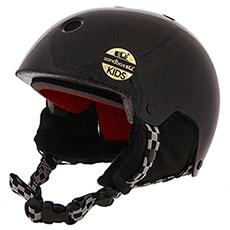 Шлем для сноуборда детский Sandbox Legend Snow Metallic Gloss Black