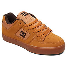 Кеды низкие DC Shoes Pure Light Brown