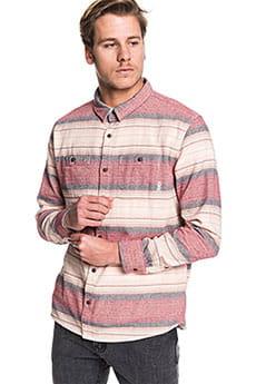 Рубашка QUIKSILVER Incagoldstri Garnet Inca Stripe