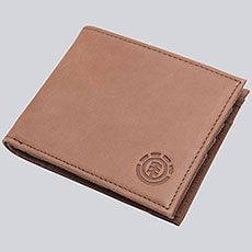 Кошелек Element Avenue Wallet Brown