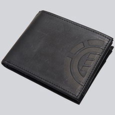 Кошелек Element Daily Elite Wallet Black