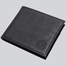 Кошелек Element Avenue Wallet Black