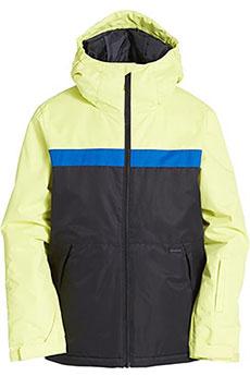 Куртка утепленная детская Billabong All Day Boys Citrus