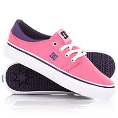 Кеды низкие женские DC Shoes Trase Tx Pink