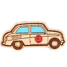 Значок Запорожец Waf-Waf Color