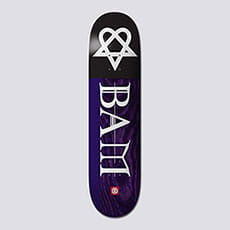 Дека для скейтборда Element Bam Heartagram Bats Assorted