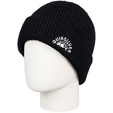 Шапка детская QUIKSILVER Tofin You Beani Black