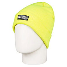 Шапка DC Shoes Label Youth Safety Yellow
