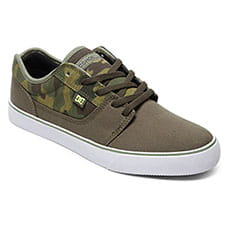 Кеды низкие DC Shoes Tonik Tx Se Olive Camo -8739-100