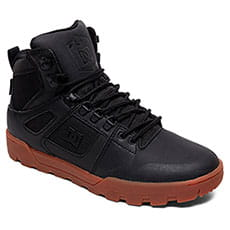 Ботинки зимние DC Shoes Pure Ht Wr Boot Black/Gum