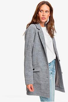 Пальто женское Roxy Destiny Rules Heritage Heather -8739-151