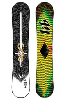 Сноуборд Lib Tech Travis Rice Pro Hp Blunt Multicolor