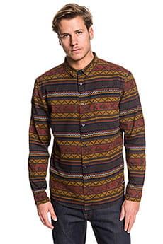Рубашка QUIKSILVER с длинным рукавом Murra Mara