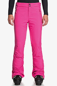 Штаны сноубордические женские Roxy Montana Pt Beetroot Pink