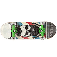 Фингерборд Turbo-FB П10 Wide Limited Skull/Green/Clear