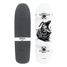 Скейт круизер  Creature White