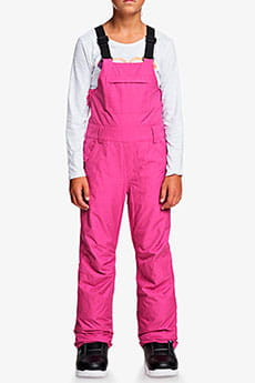 Детские сноубордические штаны с подтяжками Non Stop Roxy