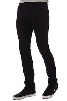Джинсы узкие Insight Pants Black