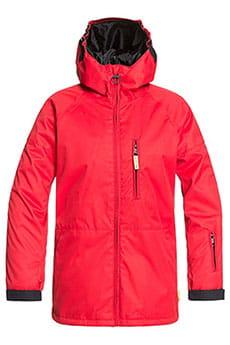 Куртка утепленная детская DC Shoes Retrospect Racing Red