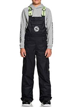 Детские  сноубордические штаны с подтяжками DC SHOES Banshee
