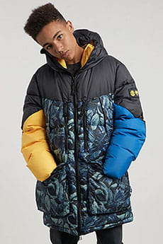 Пуховик Element Griffin Sleeping Bag Leaf Camo