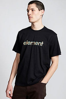 Футболка Element Eddie Flint Black