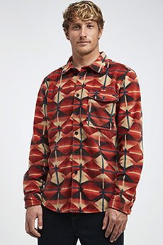 Рубашка Billabong Furnace Flannel Terra
