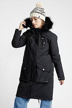 Куртка парка женская Billabong Flake Black
