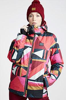 Куртка утепленная женская Billabong Sula Sunset Red