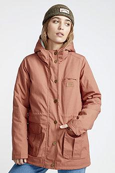 Куртка женская Billabong Facil Iti Cacao