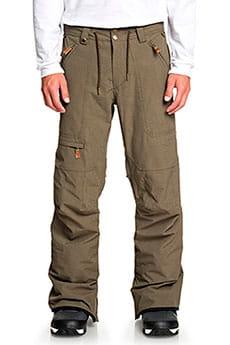 Сноубордические штаны QUIKSILVER Elmwood