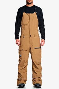 Сноубордические штаны QUIKSILVER с подтяжками Utility