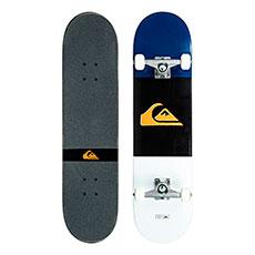 Скейтборд в сборе QUIKSILVER Division White 8 (20.3 см)